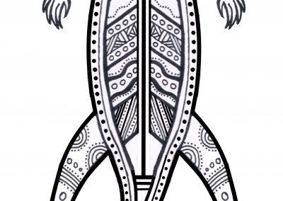 Goanna symmetry